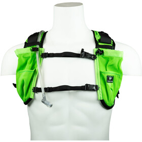 Orange Mud Endurance Hydration Pack 2l, lime green
